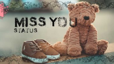 Photo of Miss you Status for WhatsApp